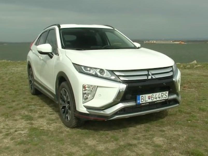 Video test Mitsubishi Eclipse Cross 1.5T 2WD