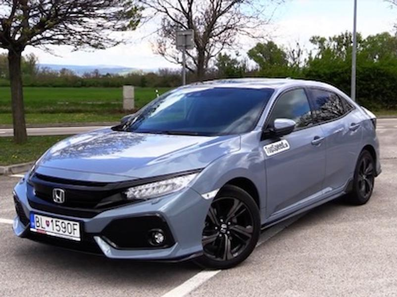 Test Honda Civic 1.5turbo
