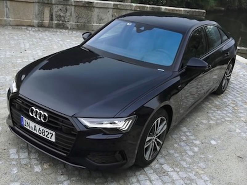 Video test Audi A6 3.0 50 TDI