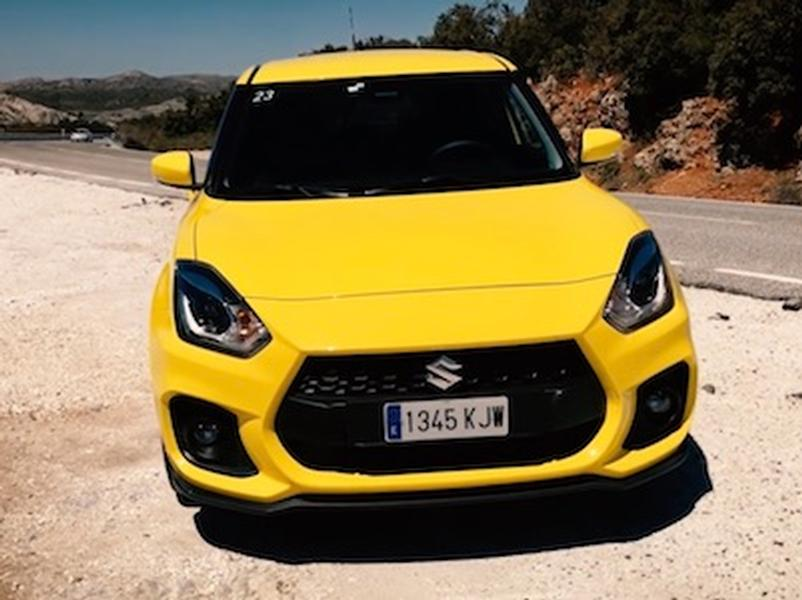 Video test Suzuki Swift Sport
