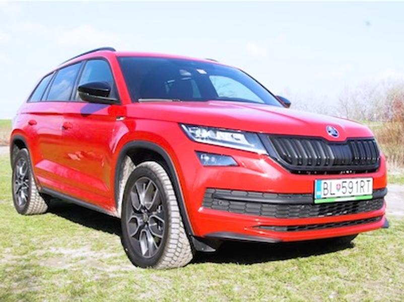 Video test Škoda Kodiaq 2,0 TSI