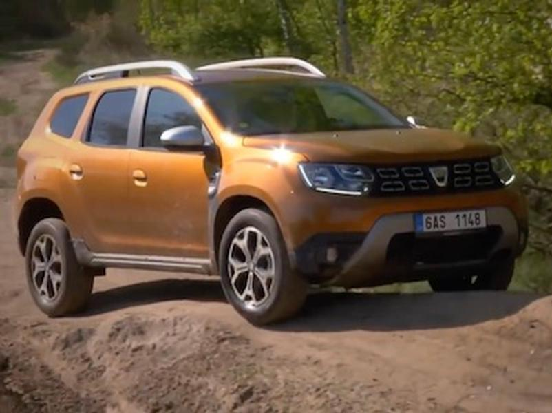 Video test Dacia Duster 1.2 TCE 4x4