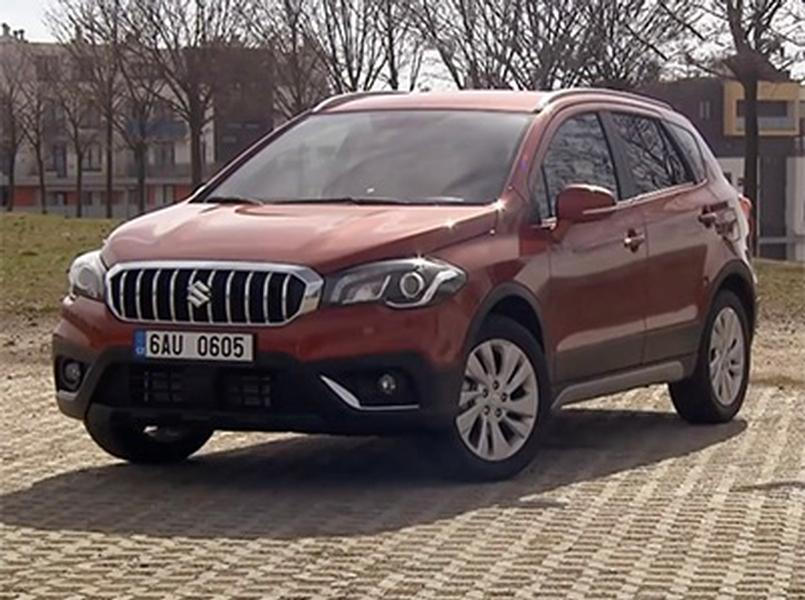 Test Suzuki S-Cross 1.0 Boosterjet