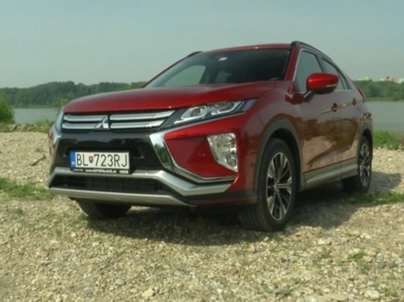 Video test Mitsubishi Eclipse Cross 4x4