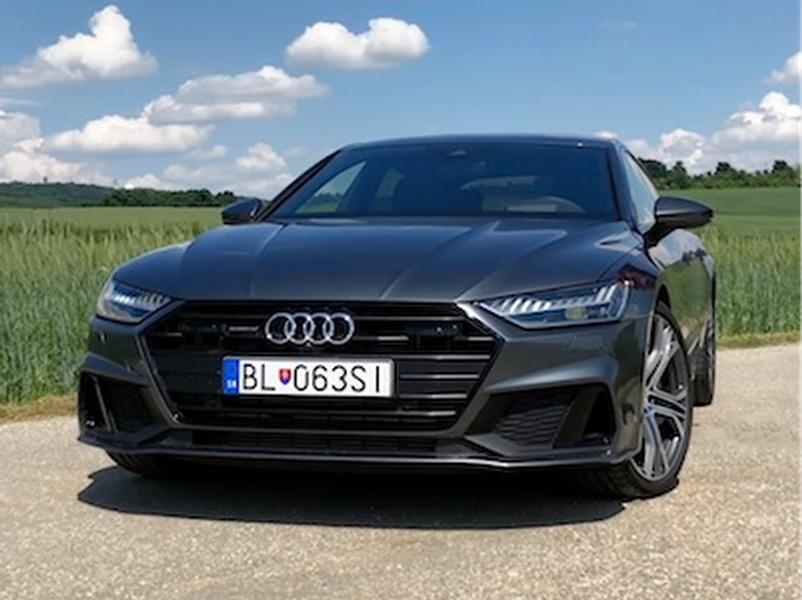 Video test Audi A7 55 TFSI quattro