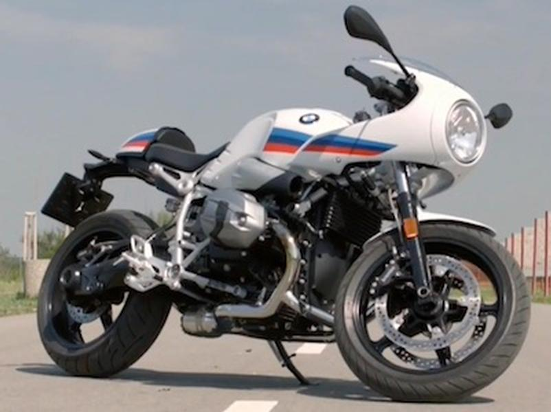 Video test BMW R-NINE T Racer