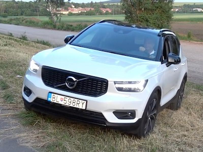 Video test Volvo XC40 T5