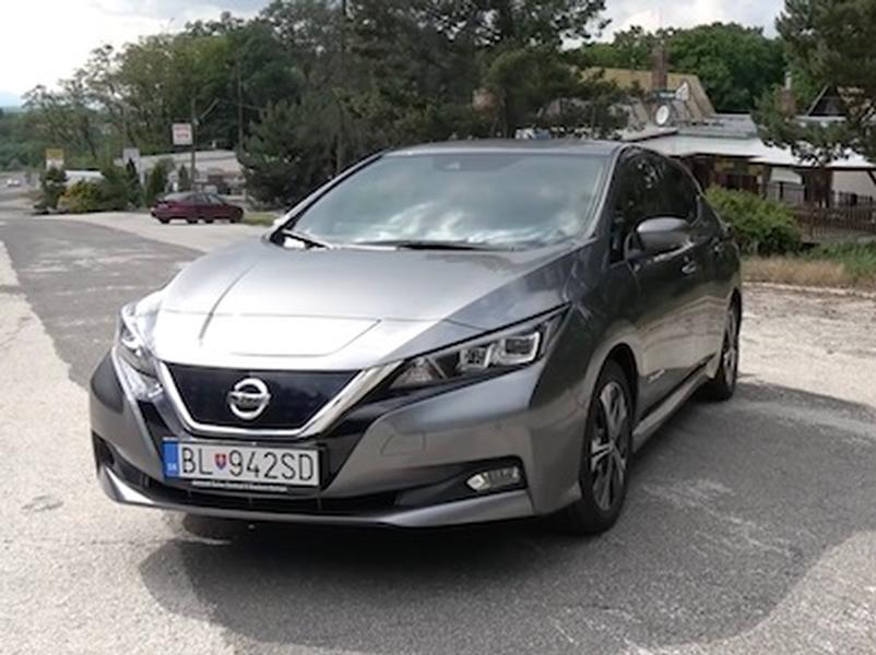 Video test Nissan Leaf