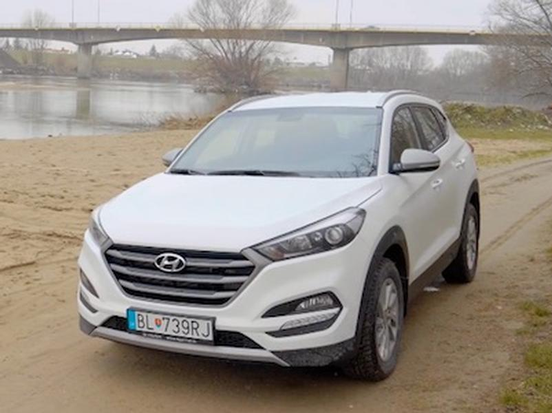 Video test Hyundai Tucson