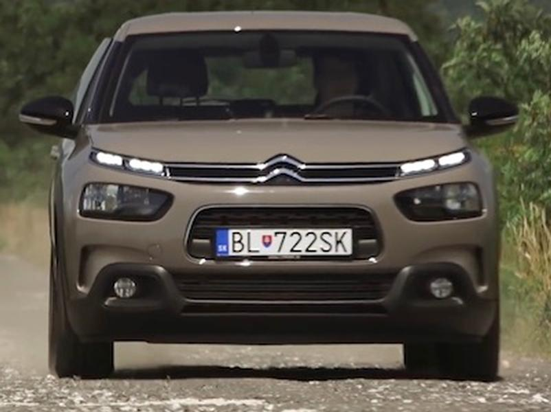 Video test Citroën C4 Cactus 1,2 PureTech