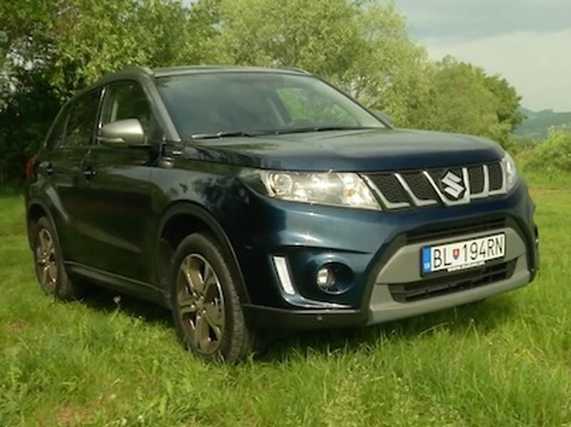 Video test Suzuki Vitara Copper Edition 1.6 VVT AWD