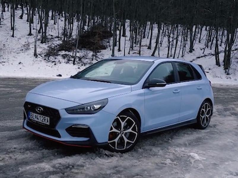 Video test Hyundai i30N
