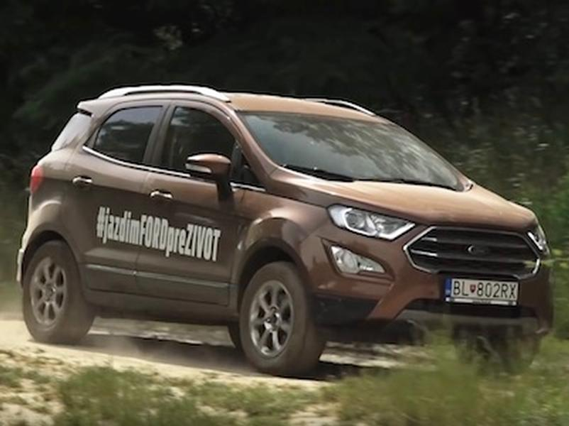 Video test Ford EcoSport 1.0 EcoBoost