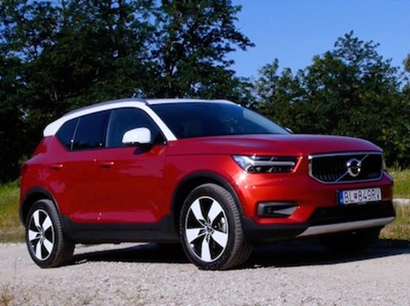 Video test Volvo XC40 D4