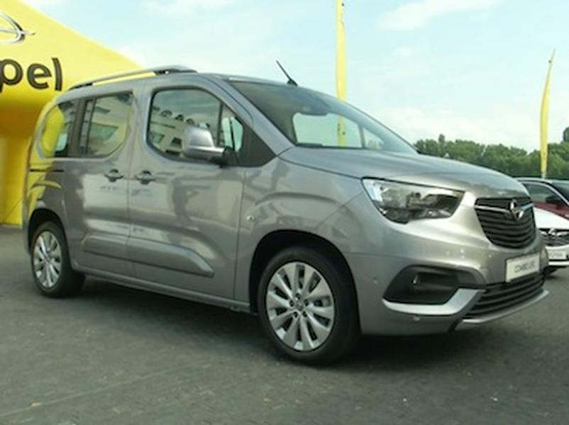 Video test Opel Kombo Life