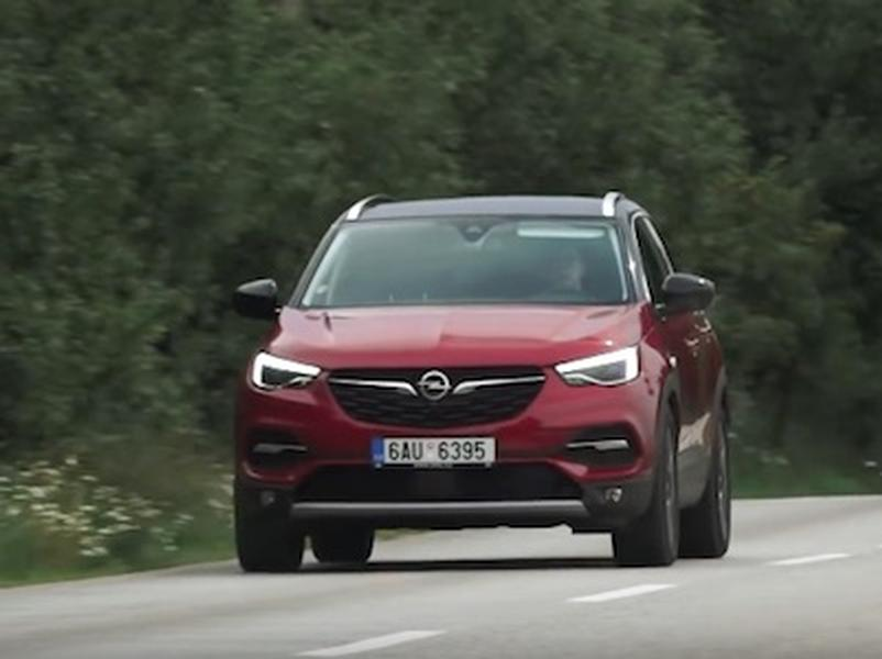 Video test Opel Grandland X 2.0 CDTI
