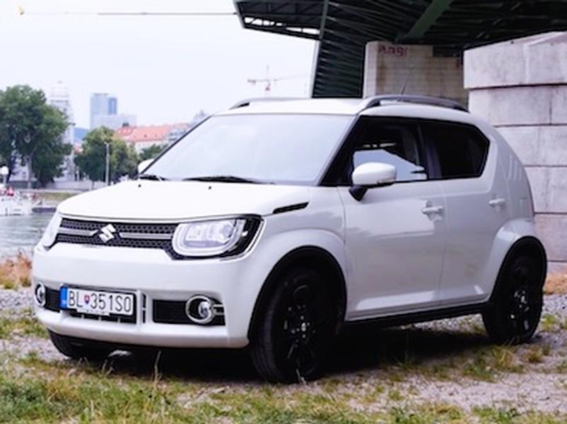Video test Suzuki Ignis