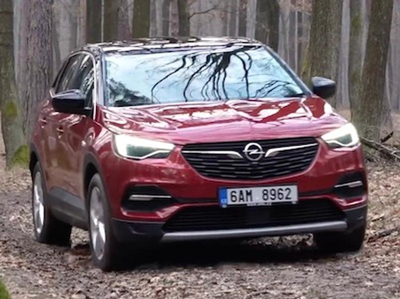 Video test Opel Grandland X