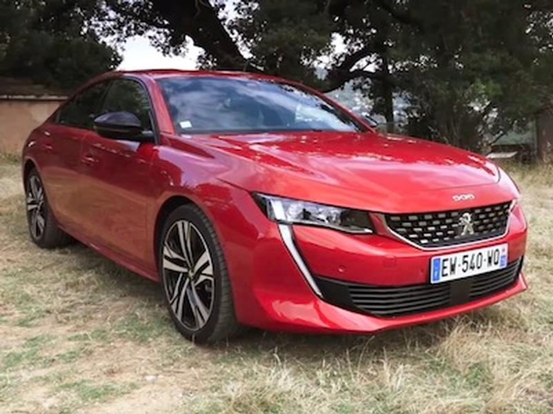 Video test Peugeot 508 1.6 PureTech
