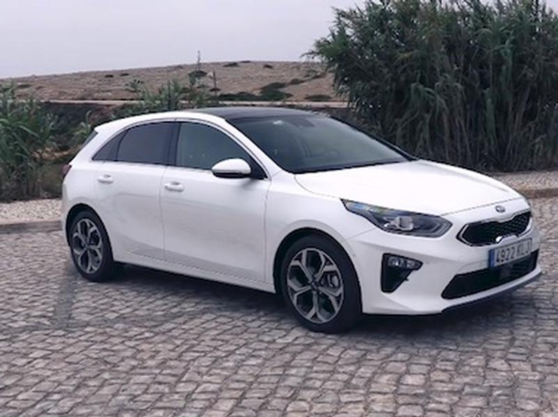 Video test KIA Ceed