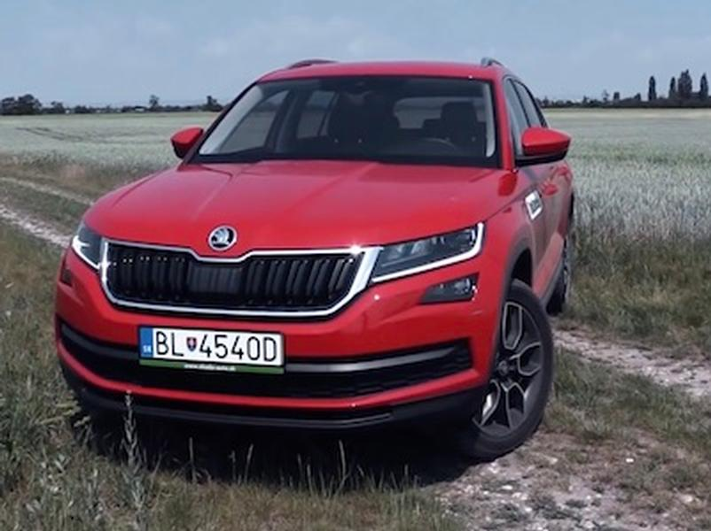 Video test Škoda Kodiaq 2.0 TSI 4x4