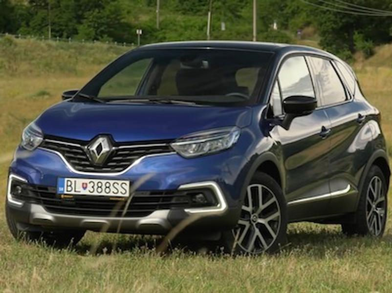 Test Renault Captur 1,3 TCe
