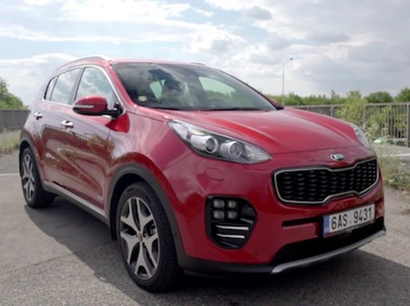 Video test KIA Sportage GT-Line vs. KIA Picanto X-Line