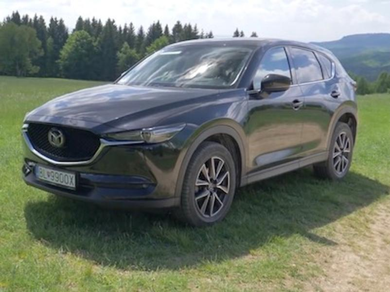 Video test Mazda CX-5 SkyActive D175 AWD