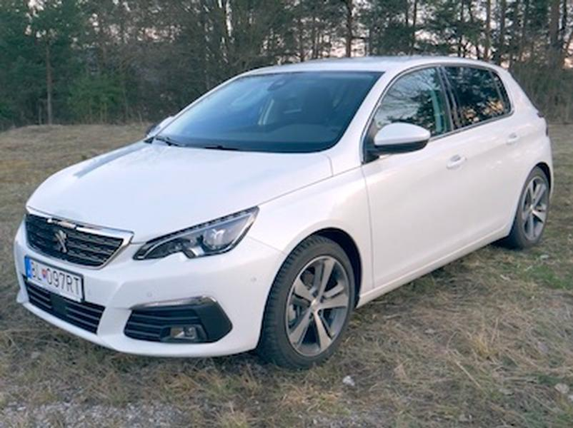 Video test Peugeot 308 1,5 Blue HDi