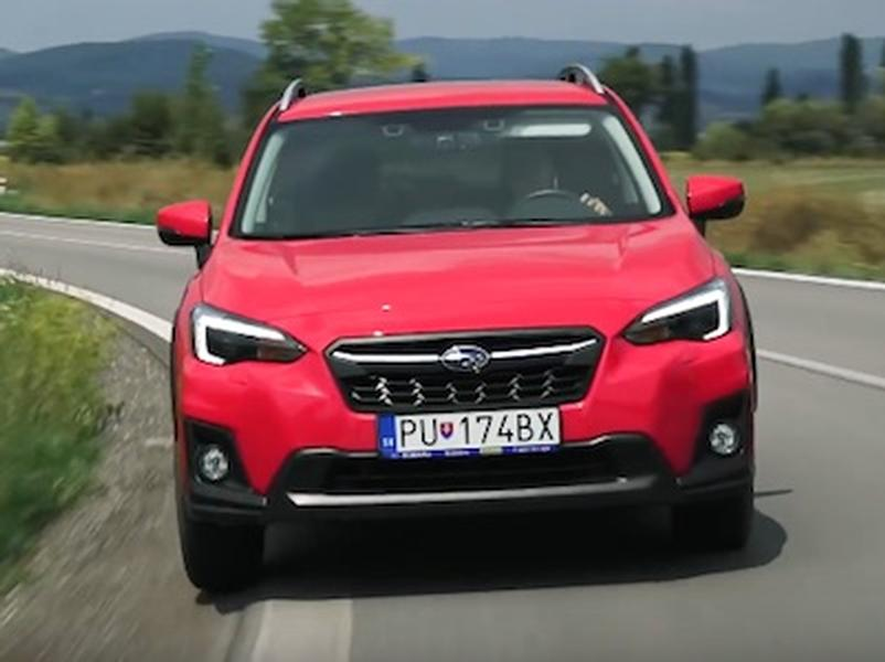 Video test Subaru XV 2.0 i-S