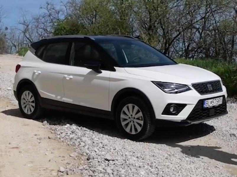 Video test Seat Arona 1.0 TSI