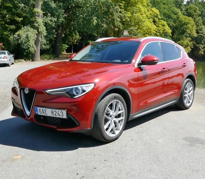 Video test Alfa Romeo Stelvio