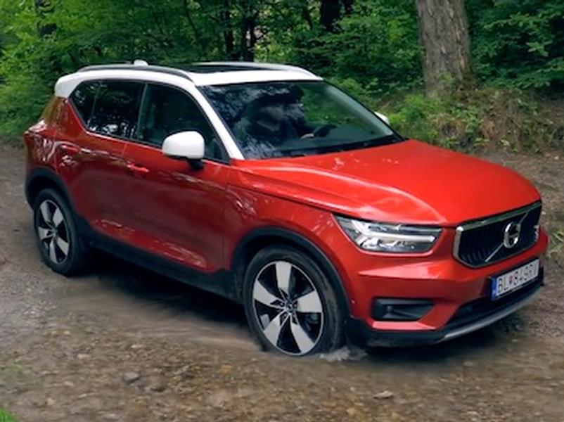 Video test Volvo XC40 D4 AWD