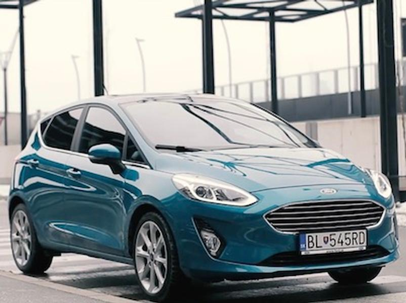 Video test Ford Fiesta 1.0 EcoBoost