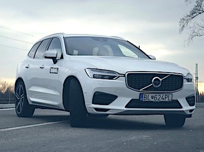 Video test Volvo XC60 T8