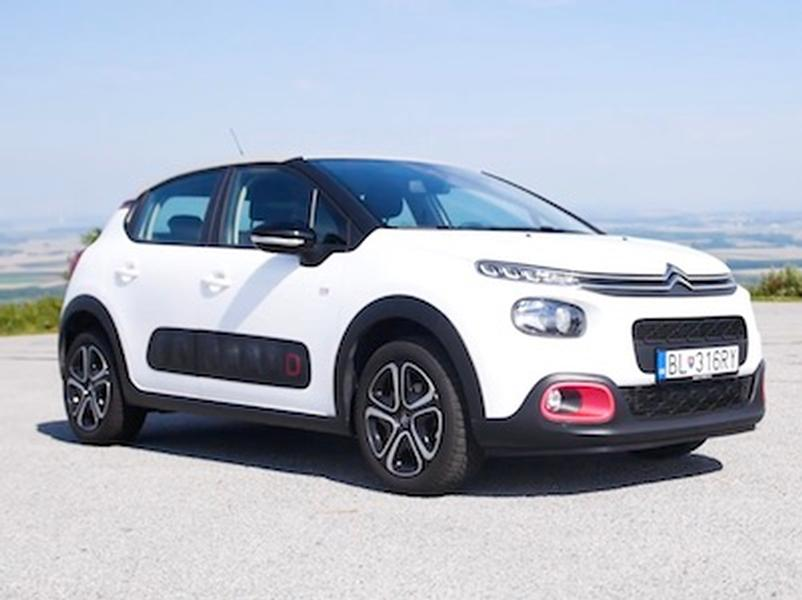 Video test Citroën C3 Elle