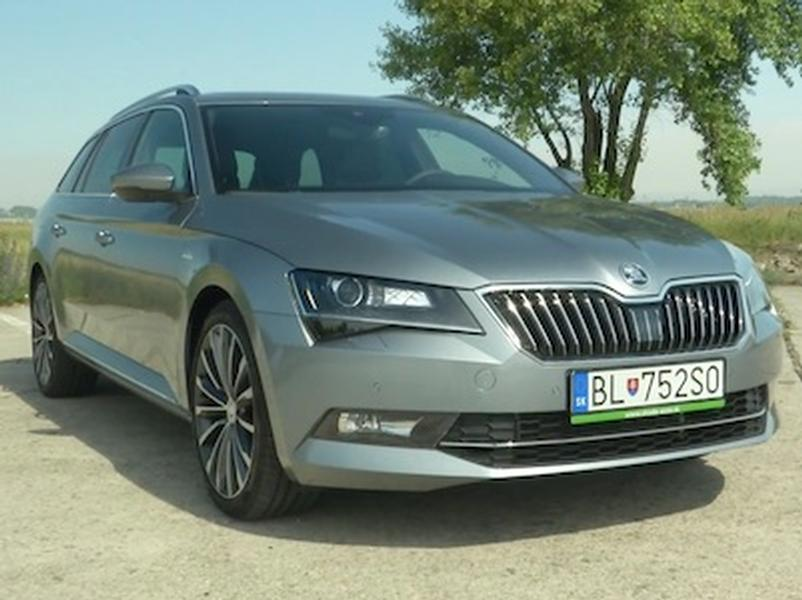 Video test Škoda Superb Combi 2.0 TDI