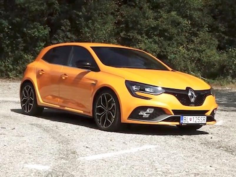 Video test Renault Mégane R.S.