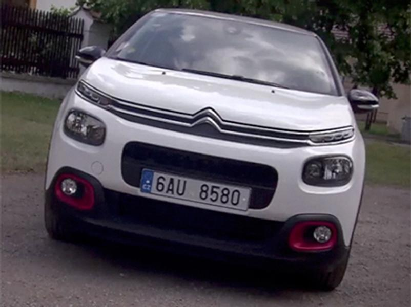 Video test Citroën C3 1,2 PureTech