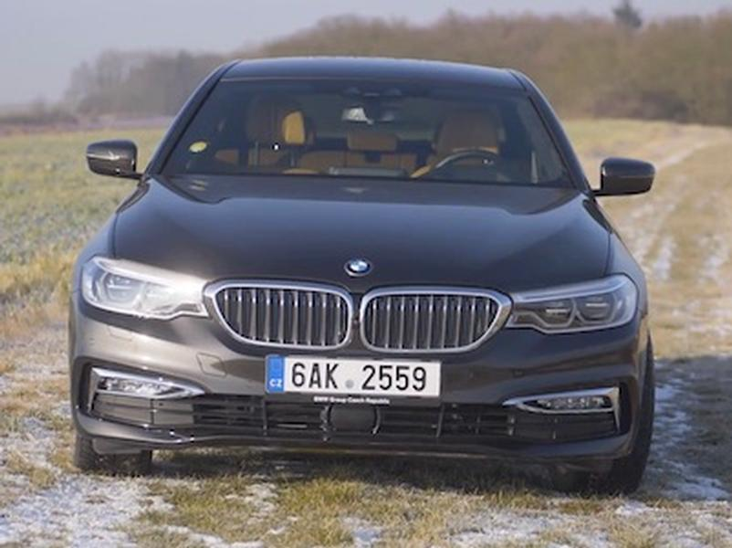 Video test BMW 530e