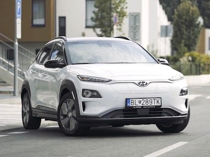 Video test Hyundai Kona EV