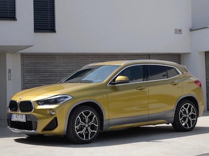Video test BMW X2 xDrive 20d