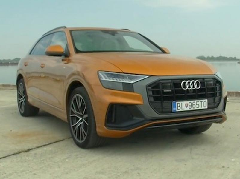 Video test Audi Q8 50 TDI Quattro