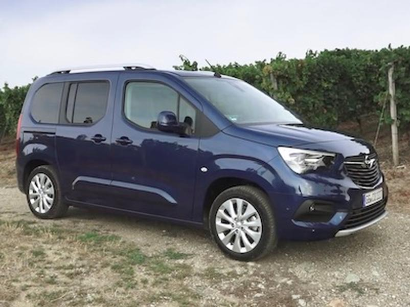 Video test Opel Combo 1.2 Turbo