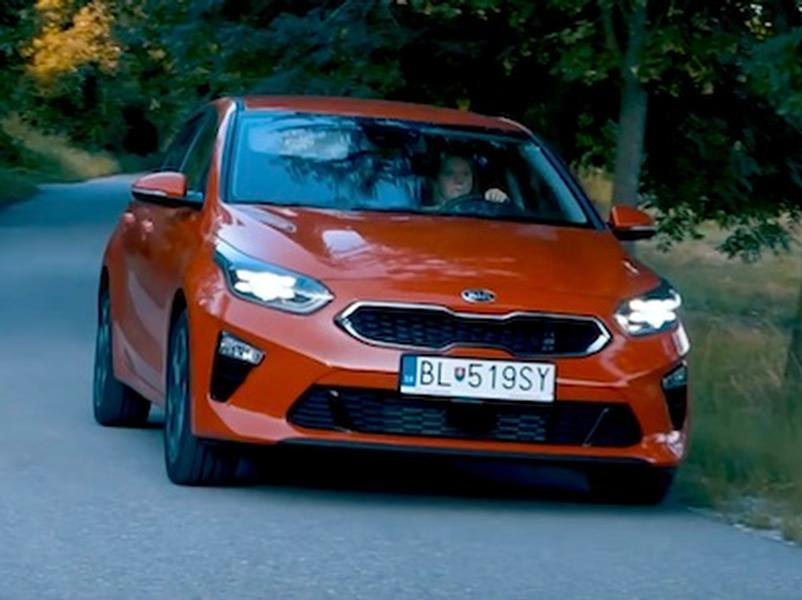 Video test Kia Ceed 1.6 CRDi