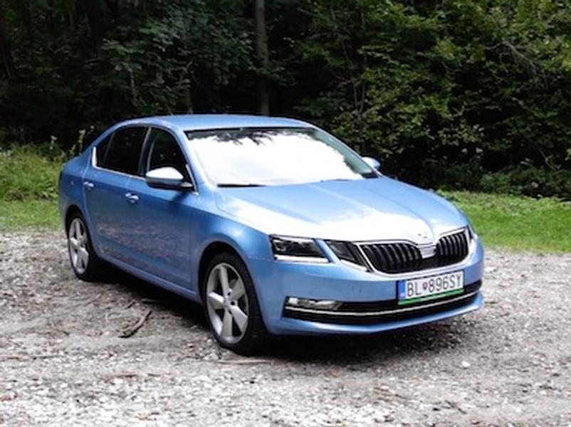 Video test Škoda Octavia 1,5 TSI DSG