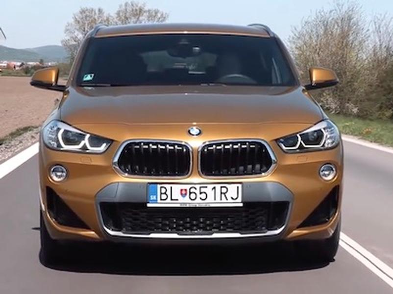 Video test BMW X2 20d xDrive