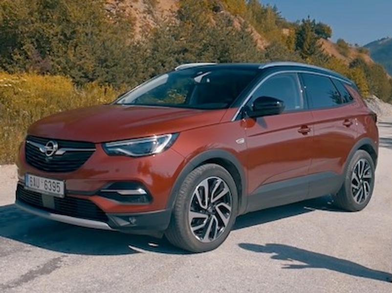 Video test Opel Grandland X 2,0 CDTI