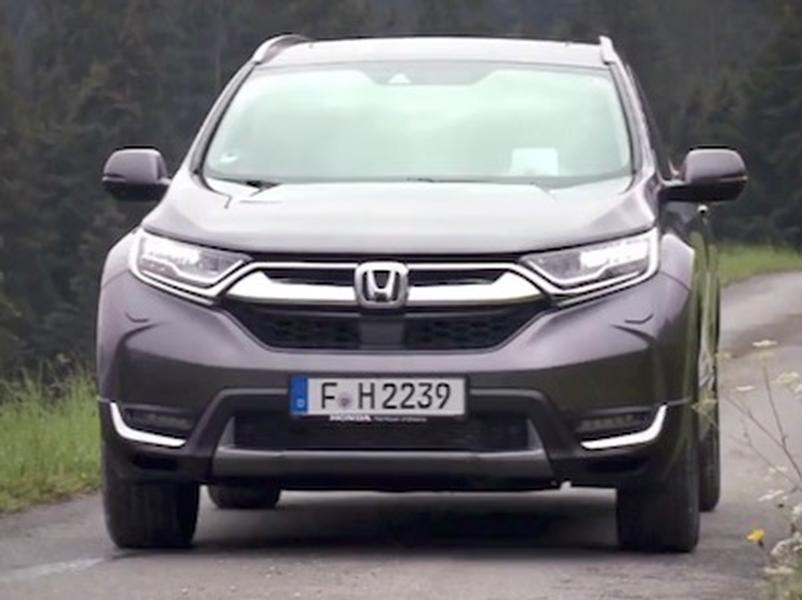 Video test Honda CR-V 1,5 AWD