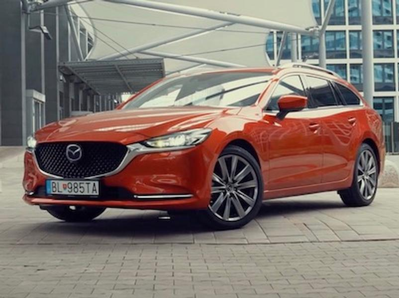 Video test Mazda 6 2.0 Skyactiv-G Wagon